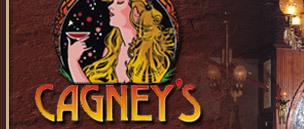 Cagney's Old Place logo